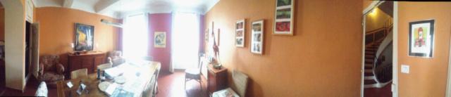 Level 2 Dining Room Panorama
