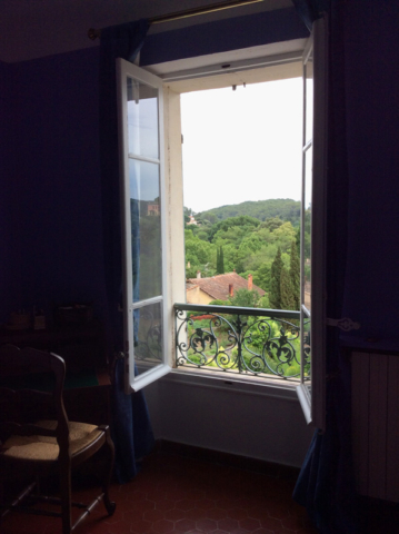 Level 3 Back Bedroom Window