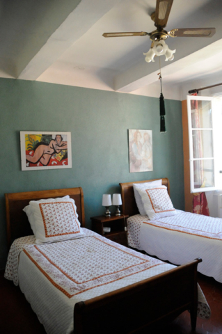Level 3 Twin Bedroom